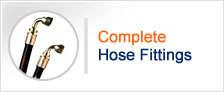Complete Hose pipe Fittings manufacturers suppliers exporters in india punjab ludhiana